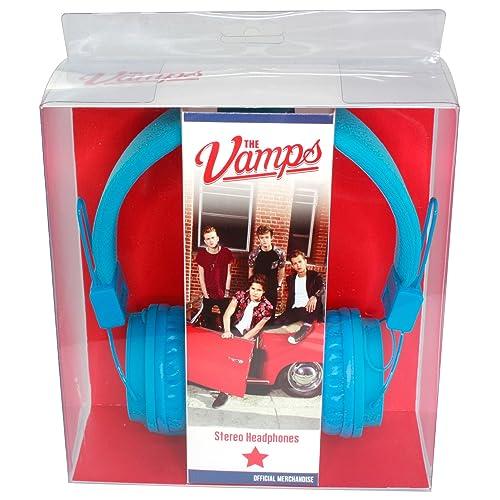 VIBE Audio Vamps On Ear Stereo Headphones
