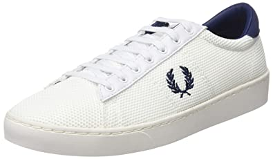 9db264a52a357a Amazon.com  Fred Perry Men s Spencer Mesh