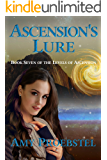 Ascension's Lure: An Urban Fantasy Action Adventure (Book Seven of the Levels of Ascension)
