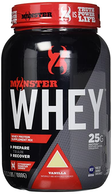 CytoSport Monster Whey