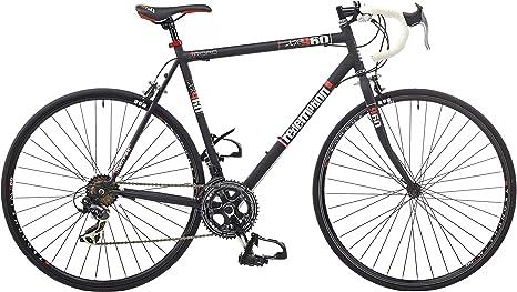 Nueva Redemption X-Road 960 – Bicicleta bicicleta de carretera 14 velocidad 700 C rueda mate negro 56 cm: Amazon.es: Deportes y aire libre
