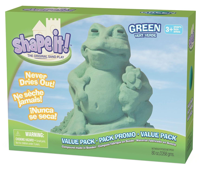 Shape-it Sand Green-130703