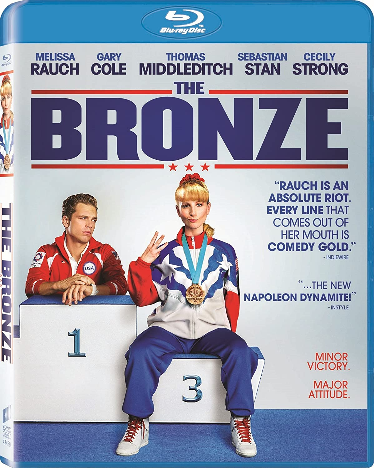 The Bronze FRENCH BLURAY 1080p