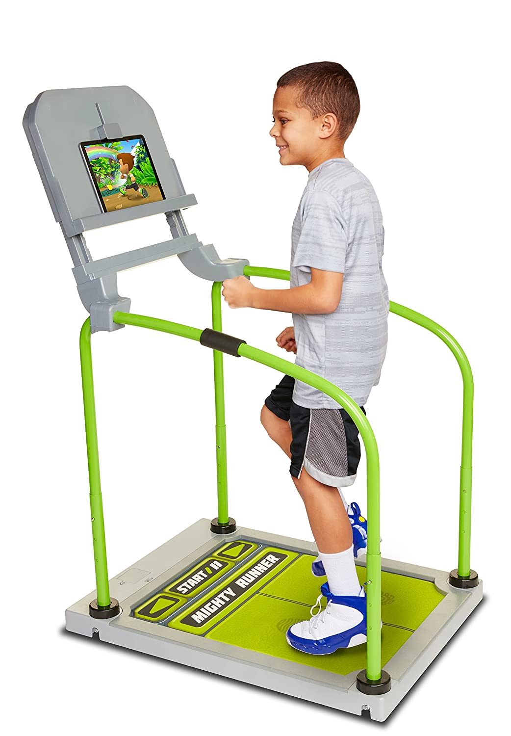 Amazon.com: Mighty Runner Interactive Gaming System Active Play Set: Toys &  Games