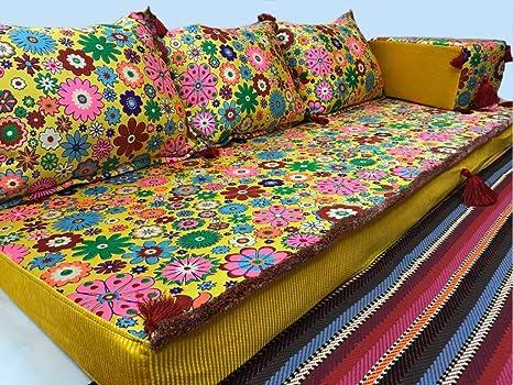Marrakesch Asiento Esquina/Marrakesch Cojín/Oriental sofá ...