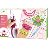 Sycomore - CRE5110 - Loisirs Créatifs - Tricotin Mécanique - Bijoux en Laine - Lovely Box