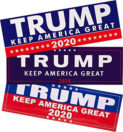 Jf Electric Christmas Gift 2020 Amazon.com: Supplyify 9 X 3 inch Trump 2020 Stickers Car and truck