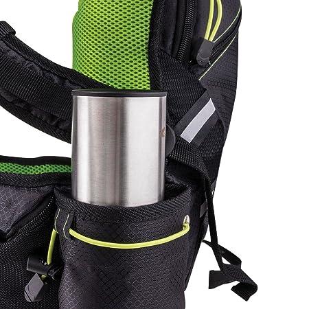 Spokey bicicleta Mochila - Mochila de hidratación Deportes Mochila Sprinter (5 l), color verde, tamaño 5 litros, volumen liters 5: Amazon.es: Deportes y ...