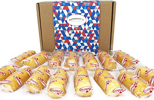 Hostess Twinkies Gran Caja De Regalo Americana - 15 Originales Tartas - Cesta Exclusiva Para Burmonts: Amazon.es: Alimentación y bebidas