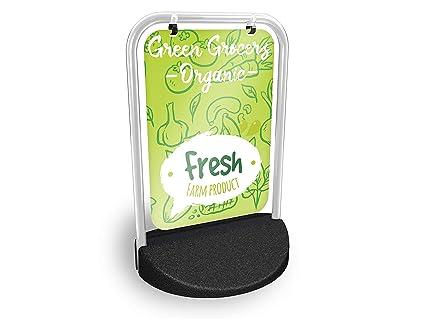 Eco Swinger - Cartel de pavimento para publicidad al aire ...
