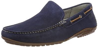 Herren Gianni-FS Slipper, Blau (Atlantic), 44 EU (9.5 UK) Sioux
