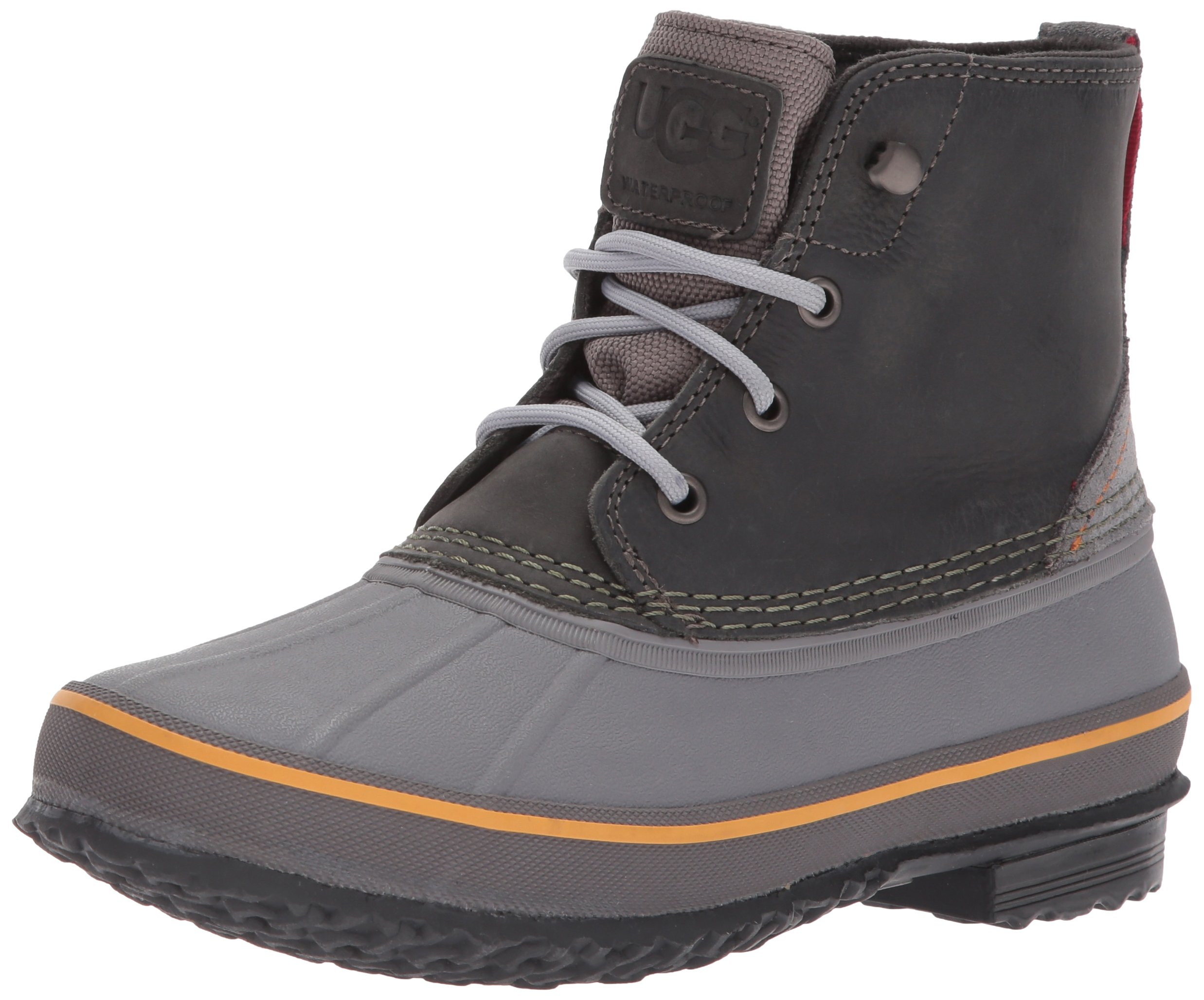 UGG Men's Zetik Winter Boot, Metal, 10 M US by UGG