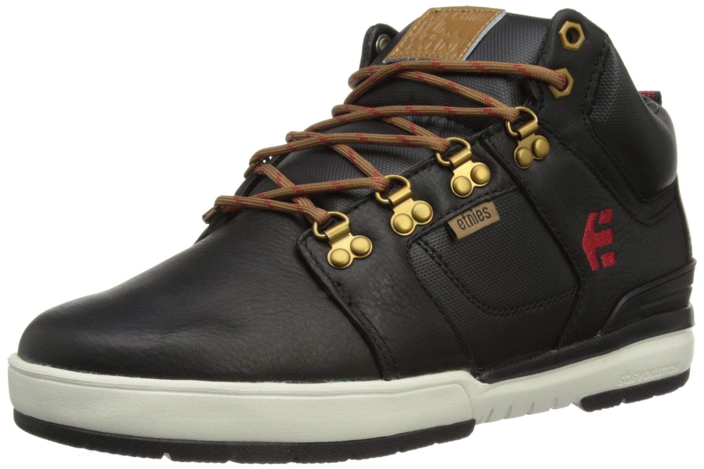 Etnies Men's High Rise ODB LX Skate Shoe,Black,8 D US