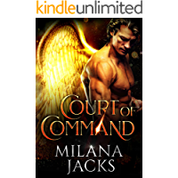 Court of Command (Age of Angels Book 1) book cover
