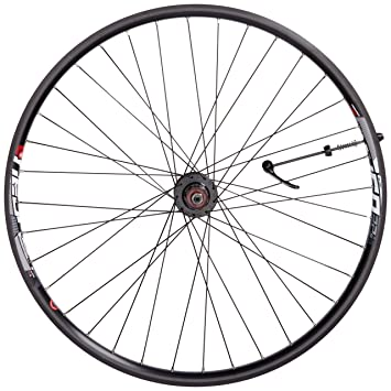 RSP Quick Release Neuro Disc Rear Wheel - Black, 27 5 Inch
