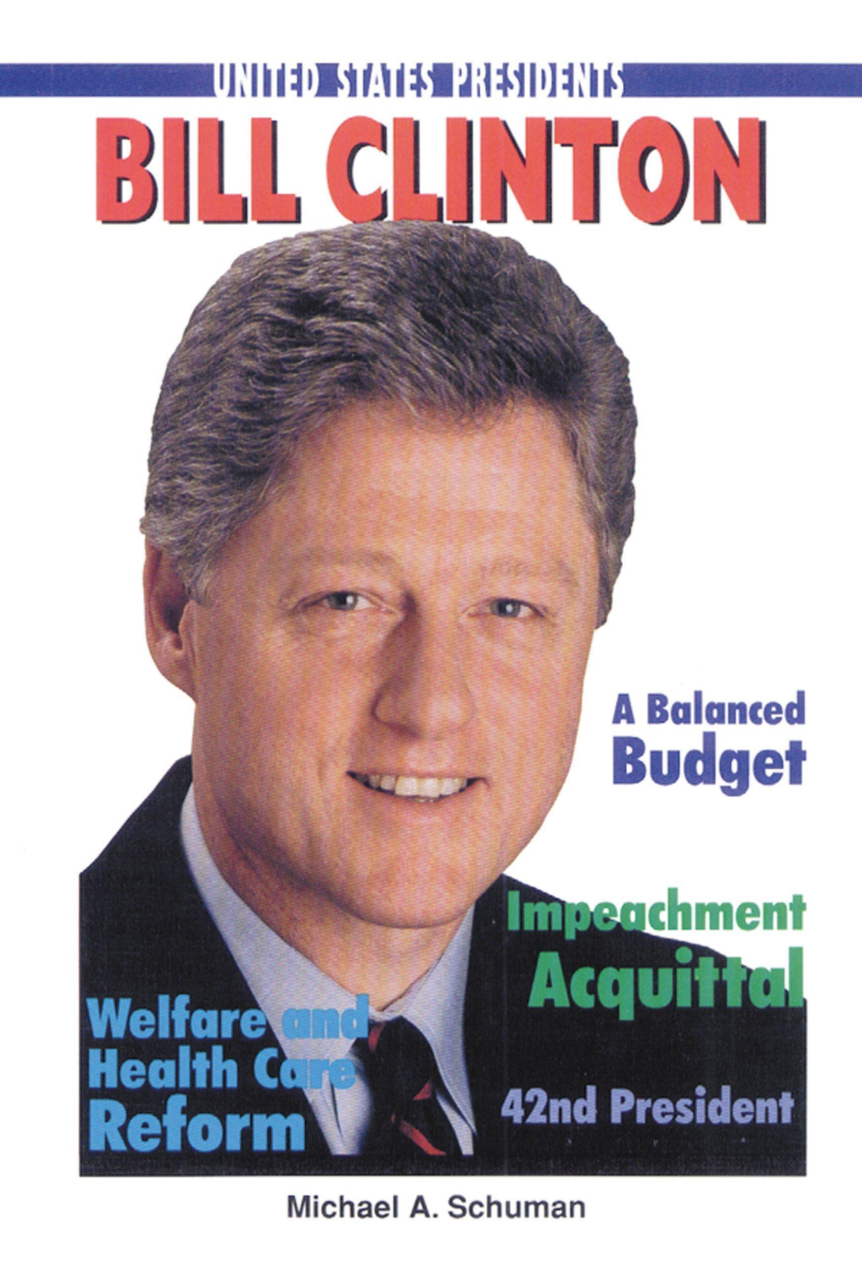 Bill Clinton (United States Presidents (Enslow))