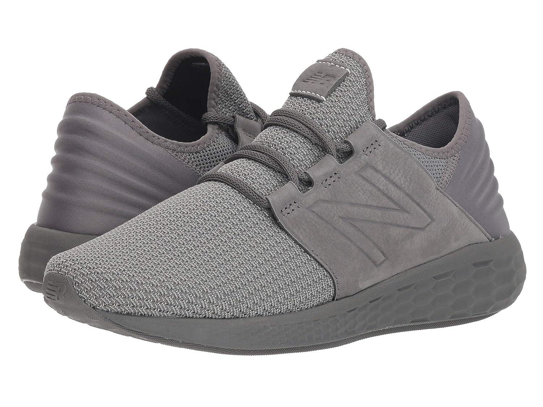 [ニューバランス] メンズランニングシューズスニーカー靴 Fresh Away Foam B07Q167WMC Cruz v2 Nubuck [並行輸入品] 32.0 B07Q167WMC Castlerock/Team Away Grey 32.0 cm D 32.0 cm D|Castlerock/Team Away Grey, 富山市:fb49cbb5 --- rdtrivselbridge.se