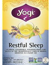 Yogi Tea Herbal Teas-Restful Sleep