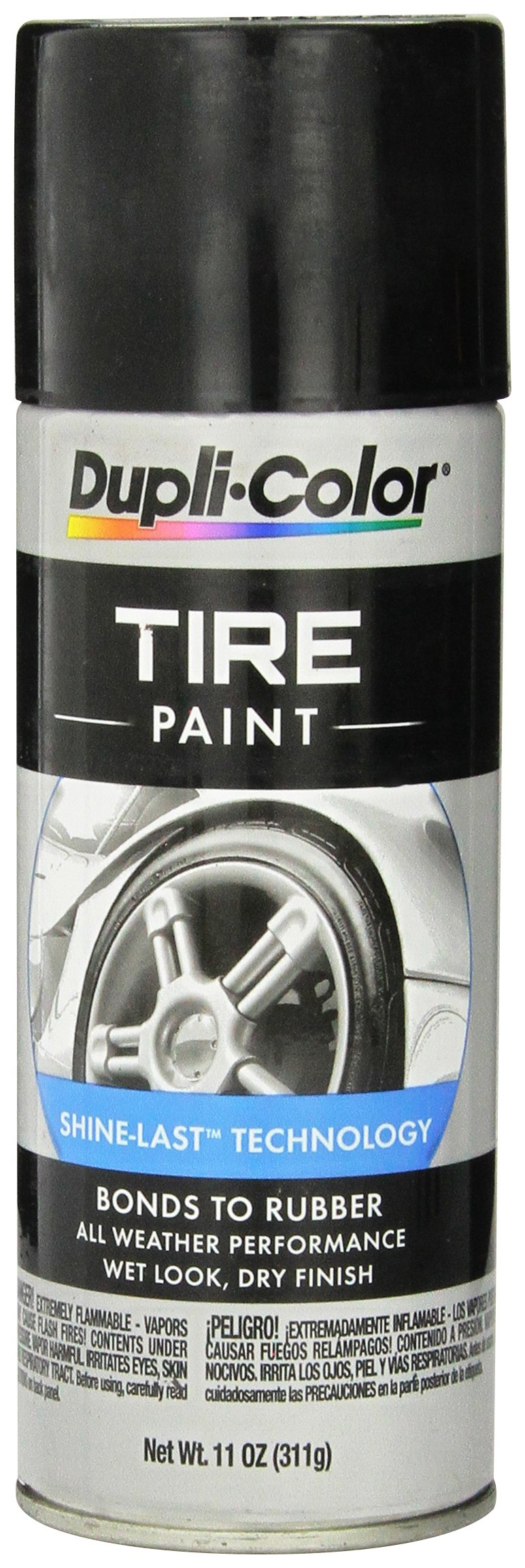 Dupli-Color TP101 Tire Paint - 11 fl. oz.