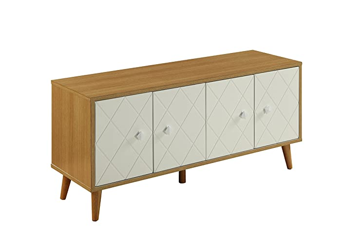 ACME FurnitureAirlia Natural and White Console Table