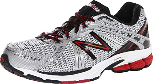 New Balance M780Sb3 - Zapatillas de running, color White With Red, color 12.5 Uk: Amazon.es: Zapatos y complementos