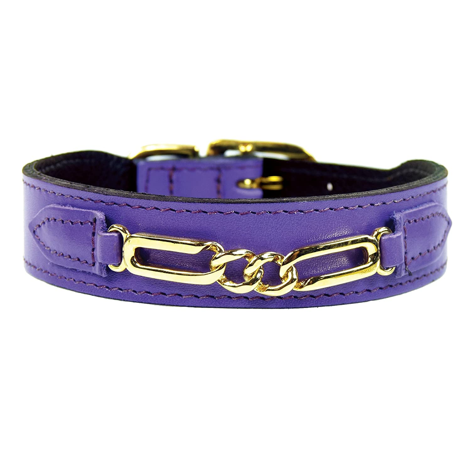 centro commerciale online integrato professionale Hartman & rosa Central Park Collection Collection Collection Dog Collar, UVA, 8 – 25,4 cm  economico e alla moda