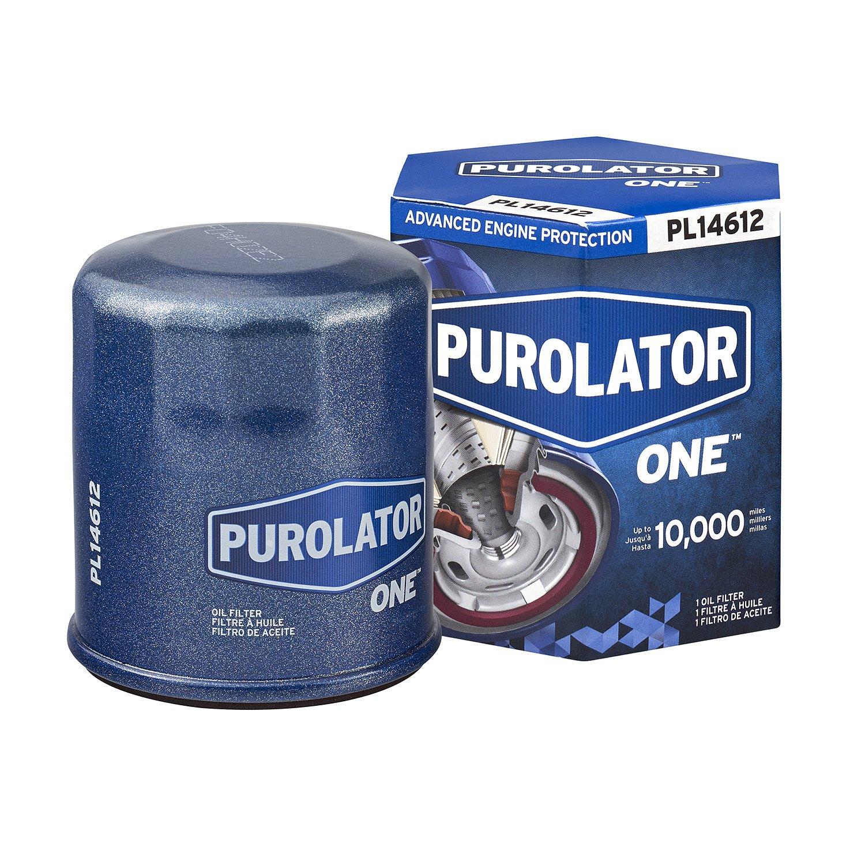 Purolator PL14612-6PK PurolatorONE Oil Filter, 6 Pack