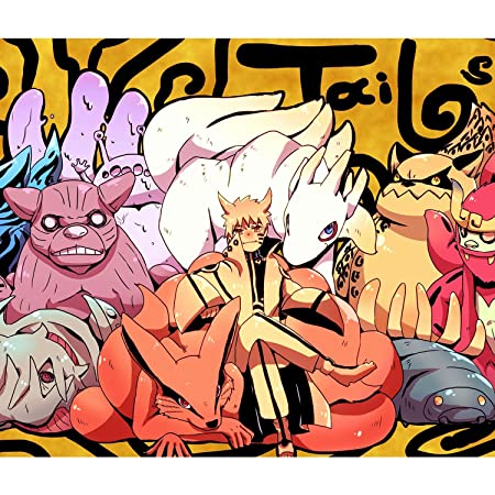 Fabulous Poster Cartel Técnica Naruto Ninja Manga Rikudô ...