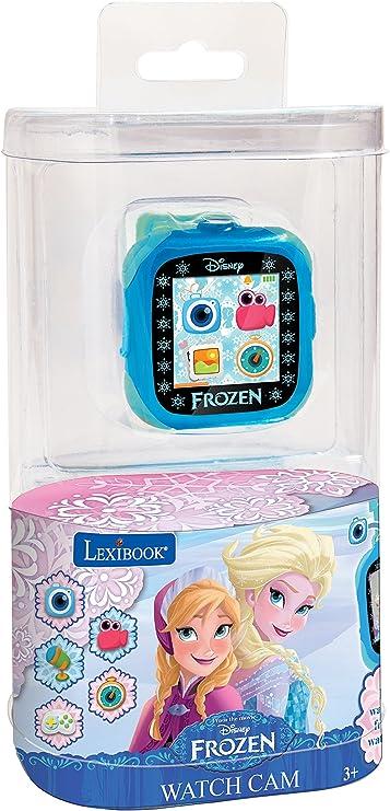 Lexibook Dmw100fz The Icequeen Digitalkamera Spielzeug