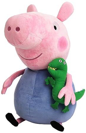 Ty Peppa Pig - Cerdito de peluche George UK 56019