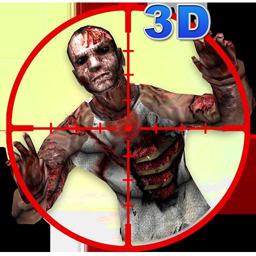 Alien Zombie Sniper Counter War 3D (Aliens Vs Plants)