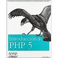 Introducción a PHP 5 (Anaya Multimedia/O¿Reilly)
