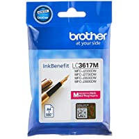 Brother LC3617M Magenta Ink Cartridge