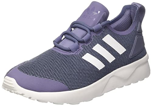 separation shoes af19c 945ad adidas Women s Zx Flux Adv Verve W Running Shoes, Multicolor (Suppur ftwwht