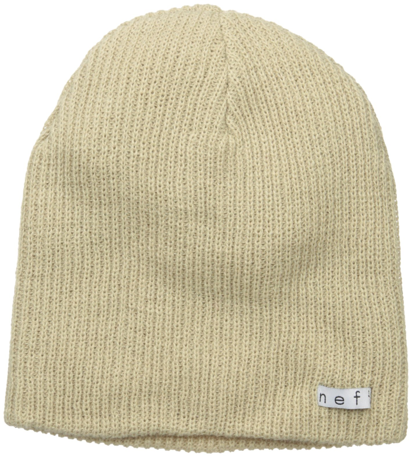 Neff Unisex Daily Beanie, Warm, Slouchy, Soft Headwear, twil