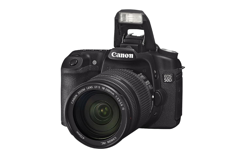 Canon EOS 50D - Cámara Réflex Digital 15.1 MP (Objetivo EF-S 18 ...