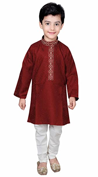 Amazon.com: Disfraz de Sherwani Kurta Pyjama Bollywood para ...