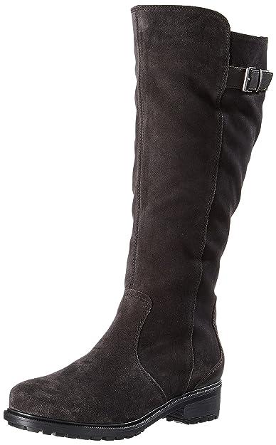 ara Damen Kurzschaft Stiefel Stiefel Kansas-St, Braun (Lava,Moro), b510a72c4a
