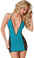 Escante Women's Strap Me Back Chemise