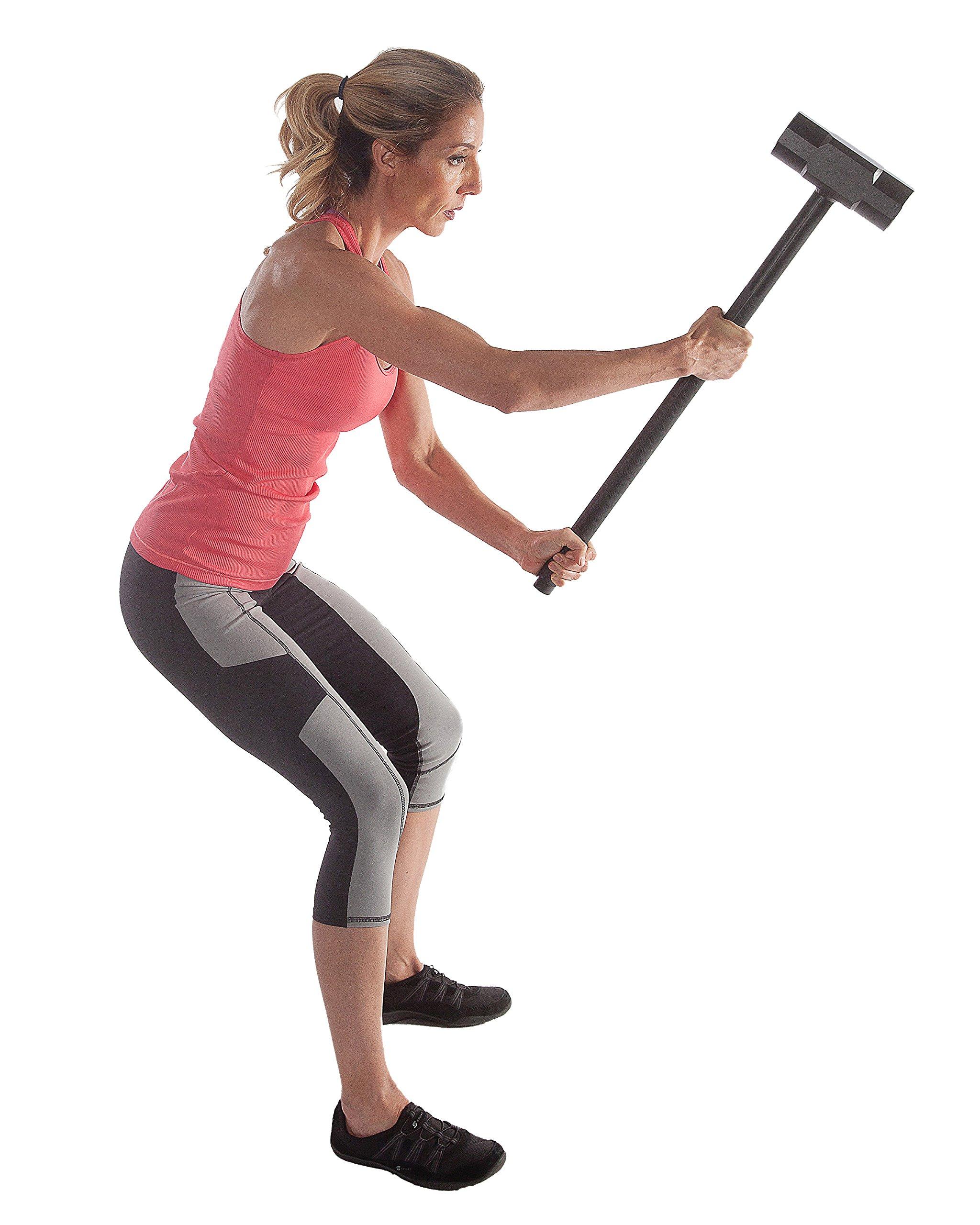 Apollo Athletics Steel Sledgehammer for Fitness, 25LB by Apollo Athletics (Image #6)