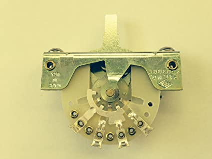 amazon com: crl 3-way pickup selector blade switch w/ mounting screws:  musical instruments