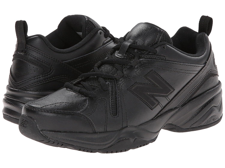【希望者のみラッピング無料】 (ニューバランス) B078FYYN6N New Balance レディーストレーニング競技用シューズ靴 WX608v4 WX608v4 Black 10.5 (27.5cm) (27.5cm) B - Medium B078FYYN6N, ワカマツ:0b088050 --- arianechie.dominiotemporario.com