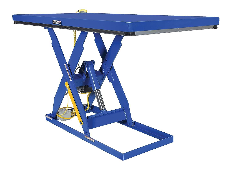 Vestil EHLT-4896-2-55 - Mesa de elevación hidráulica eléctrica ...