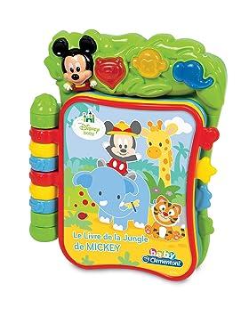 Clementoni 62795 0 Livre Musical Mickey