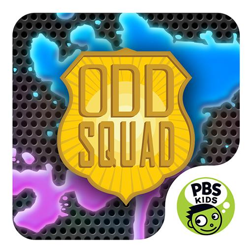 Odd Squad: Blob Chase PBS KIDS