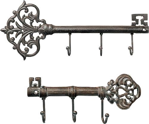 Grasslands Road Metal Key Wall Hook Assortment