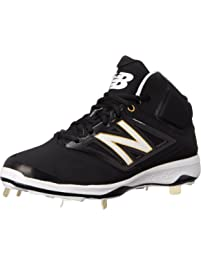 New Balance Mens M4040V3 Cleat Baseball Shoe