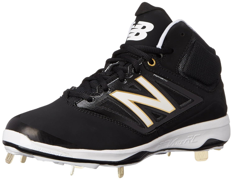 New Balance メンズ B00SJ5X62C 12 W US|ブラック/ブラック ブラック/ブラック 12 W US