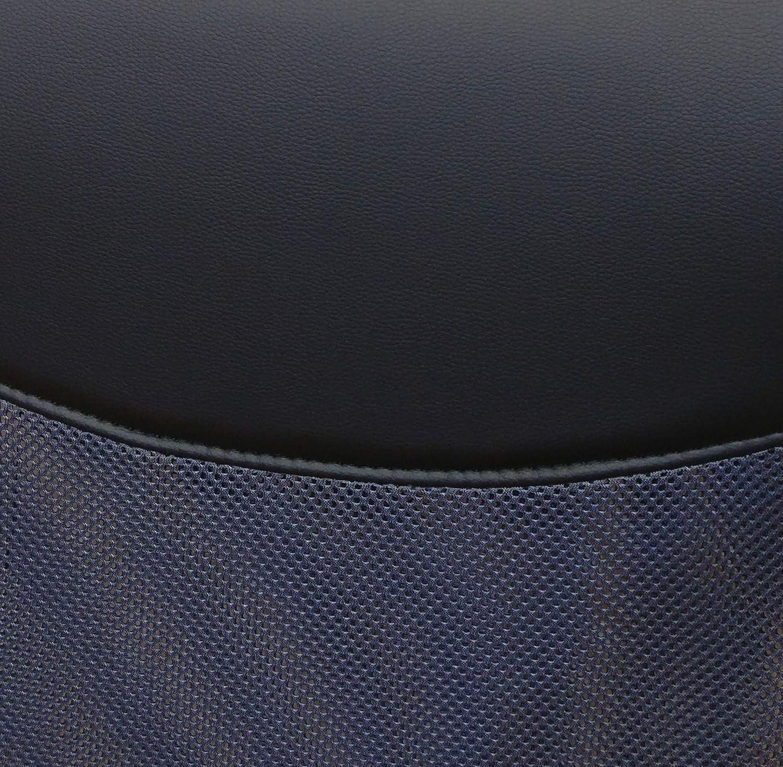 61 x 61 x 110cm~120cm con Schienale Alto Argento Sedia da Ufficio in Rete CHAIRMART Grau