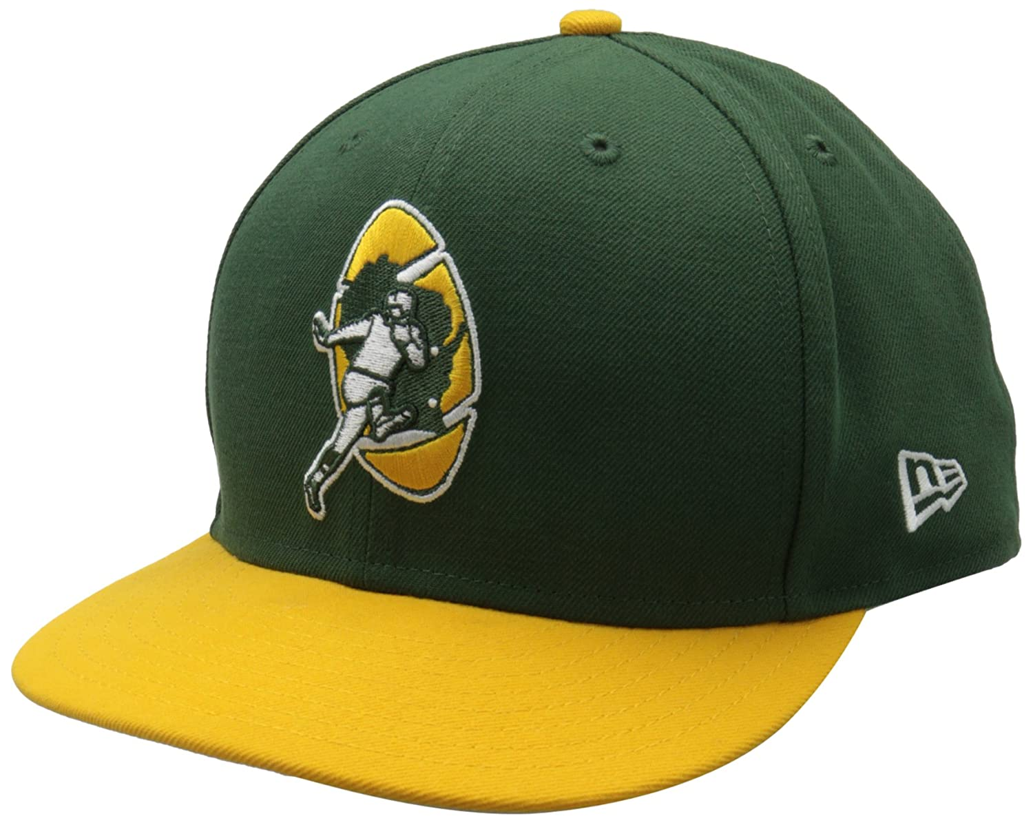 NFL Green Bay Packers Historic Logo 59Fifty Fitted Cap
